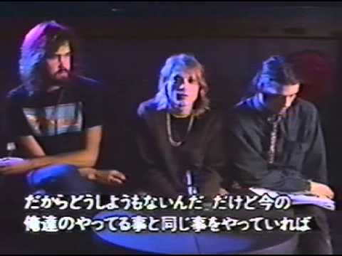 Nirvana @ Rock City, England (19911203) (Pro-Shot W Interview)