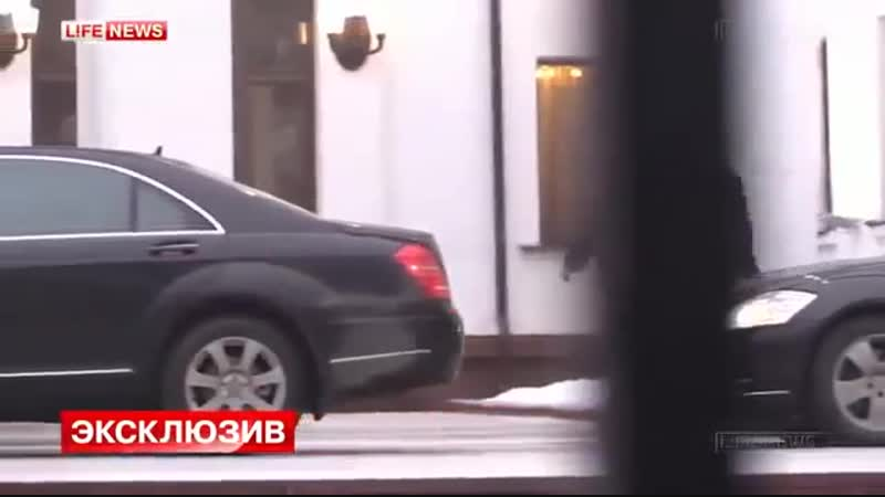 Минск Сурков Встреился с Захарченком и Плотницким