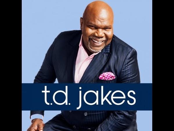 От вины к БЛАГОДАТИ Ти Ди Джейкс 2016 T. D. Jakes