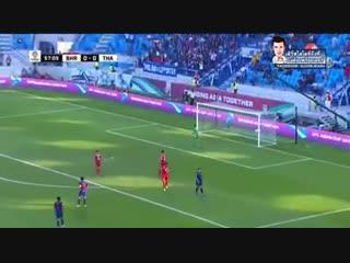 #ไฮไลท์เต็ม บาห์เรน vs ทีมชาติไทย