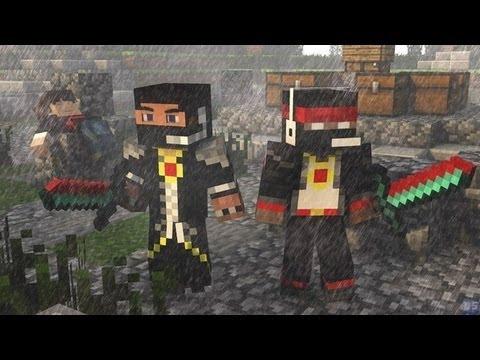 MineCraft [Прохождение карты] - Мистик и Лаггер - YouTube