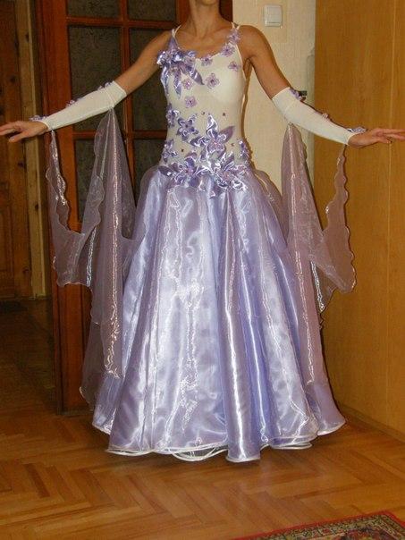 Сшейте себе бальное платье 458