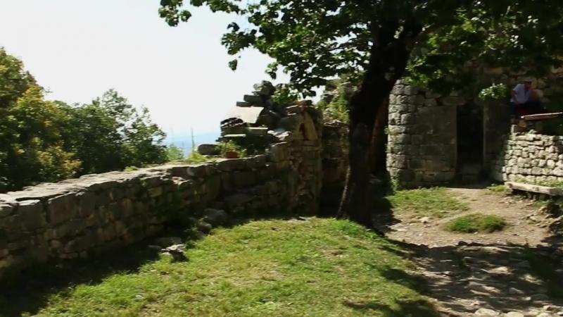 Крепость , Абхазия , Новый Афон