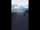 Вася бежит к морю