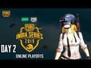 Oppo X PUBG Mobile India Series| Online Play Offs- Day 2