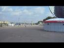 Фан зона чемпионата мира. Парк Горького