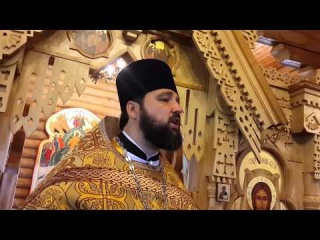 Проповедь протоиерея Валерия Волощука об исцелении