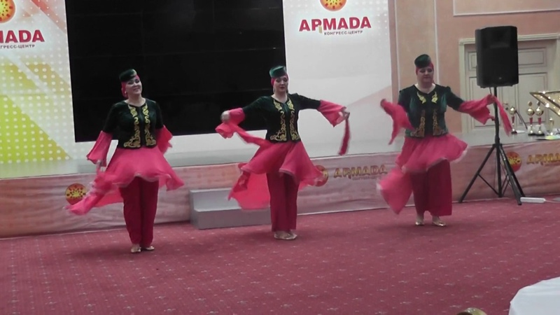 ШАТ Аль Ракс (рук. Колесникова Альмира). Фестиваль Eurasia Raks, г. Оренбург, 21.10.2018