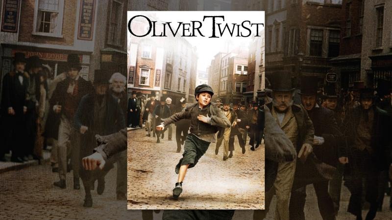 Оливер Твист Oliver Twist (2005) Eng Rus Sub (1080p HD)