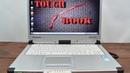 Траснсформер Panasonic Toughbook CF-C2 защищенный ноутбук - планшет. Б/у из Европы. Как новый!