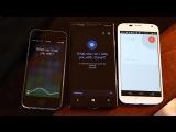 Cortana vs Siri vs Google Now battle
