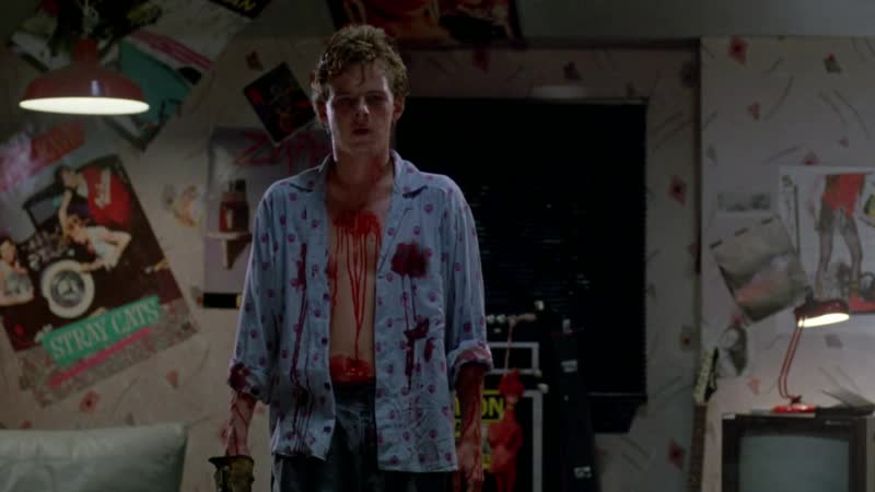 Fonda Rae vs A Nightmare On Elm Street 2 Freddys Revenge - Touch Me [All Night Long] (DVJ Blue Peter Video Re-Edit 2018)