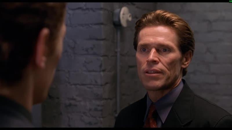 Зелёный гоблин (Норман ОзборнМэйсон Бэнкс) про девушек Человек-паук (2002)