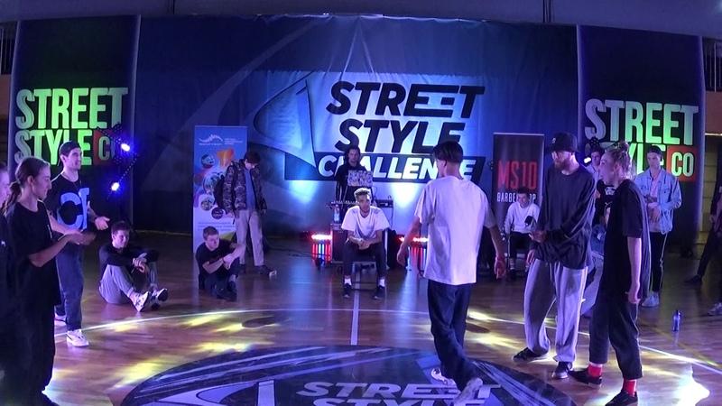 Street Style Challenge Battle 2019 - Hip-hop PRO 3 vs 3 - FINAL