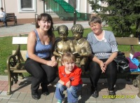 Нина ****, 31 октября 1989, Иркутск, id162122786