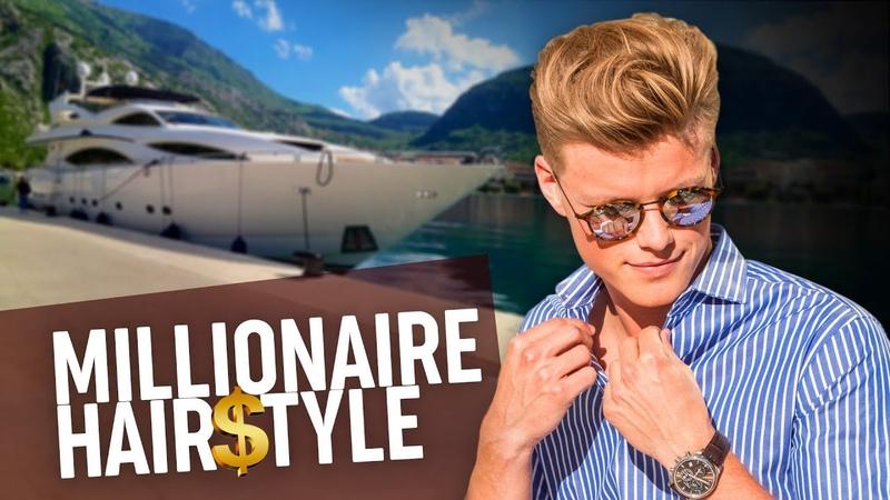 Millionaire Hairstyle for Summer 2018 | Mens Hair | Slikhaar