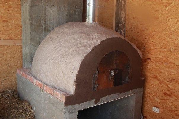 Как сделать печь для хлеба 902