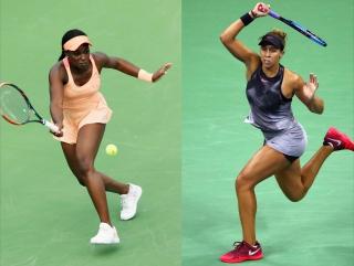 Мэдисон Киз - Слоан Стивенс. US Open-2017. Женщины. Финал. LIVE