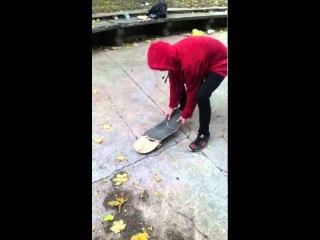 Молдавский скейтер прикол