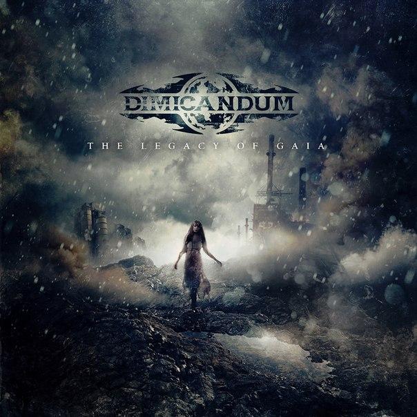 Вышел дебютный альбом DIMICANDUM - The Legacy Of Gaia (2012)