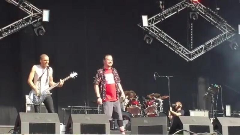 10 June 2018 - Download Festival 2018 Castle Donington, UK