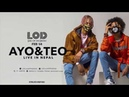 Rolex - Ayo Teo | Live in Nepal 2019 | LOD