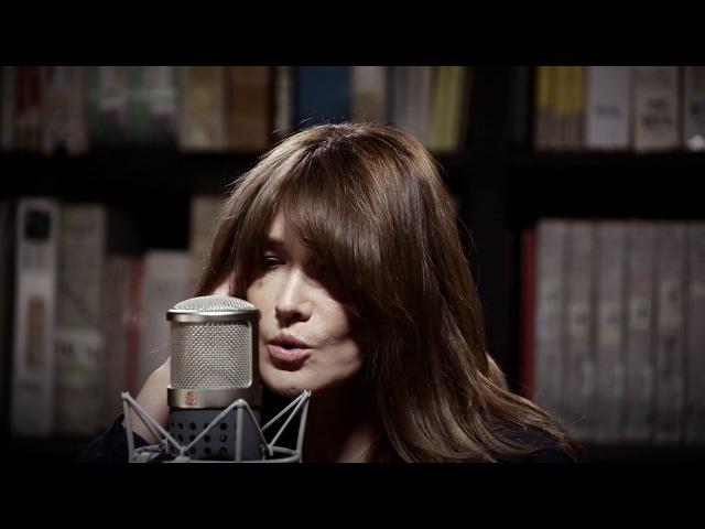 Carla Bruni - Miss You - 6122017 - Paste Studios, New York, NY