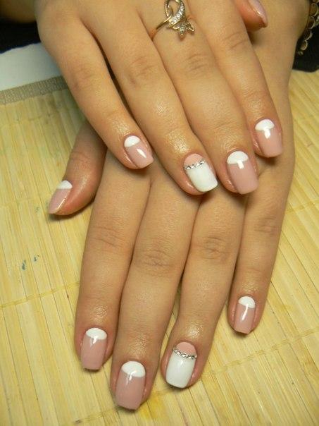 Ногти гелевое покрытие дизайн
