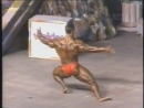 Kevin Levrone Mr. Olympia 1994 posing routine