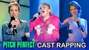 Pitch Perfect Cast Rapping (Anna Kendrick Rebel Wilson)