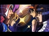 JoJo's Bizarre Adventure Part 5 Golden Wind - Opening 1 FIGHTING GOLD