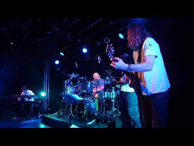 Billy Cobham Quartet - AC DC (Le Hangar - Ivry/Paris - March 30th 2012)