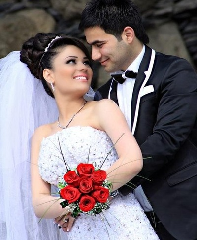 Свадебные пары самые красивые