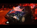 В Липецке в столкновении трех авто погиб человек