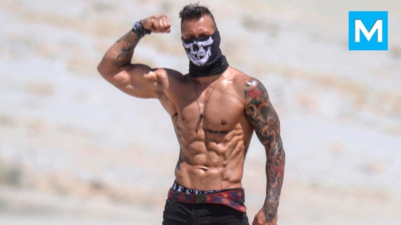 Explosive Workout Monster - Michael Vazquez | Muscle Madness