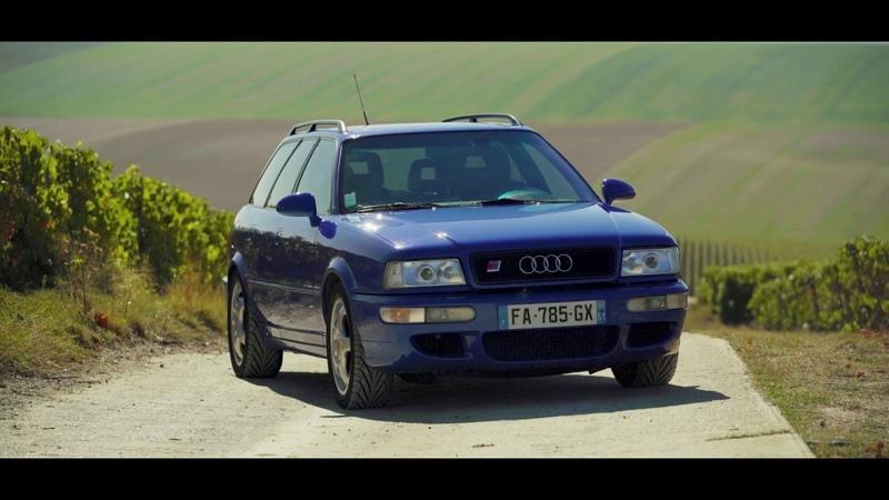 Portraits de passionnés Audi RS 2 - Du bleu dans les veines