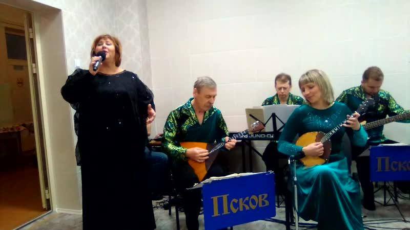Псковская филармония. Просто замечательный концерт. Талантливые артисты.