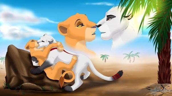 Король лев ролевая игра львьицы королевы ролевая игра 20 человек