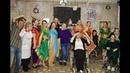 Концерт в интернате престарелых и инвалидов в Евпатории. Школа индийского танца Сангита.