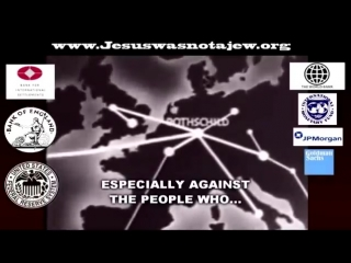 Adolf Hitler the Christian who fought the atheist Jewish Bankers