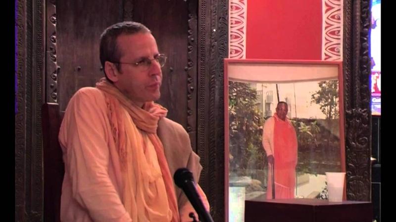 Хранитель духовного рода Бхактивинода Тхакура