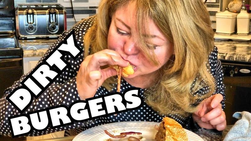 РЕЦЕПТ ГРЯЗНЫХ БУРГЕРОВ dirty burgers ОТ ВИРТУОЗА НА КУХНЕ НИЧОСЕ