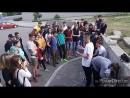 Мемориал в Луганске XXXTENTACION