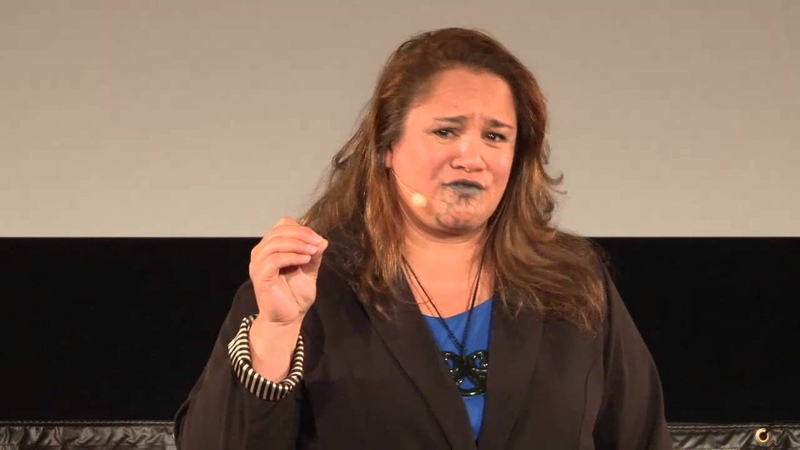 A Million Conversations In Te Reo Māori | Glenis Hiria Philip-Barbara | TEDxWellington