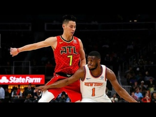 New York Knicks vs atlanta Hawks Full Game Highlights | Nov 7, 2018