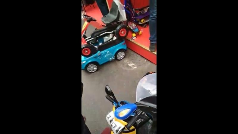 Электрические мотоциклы 14000₽