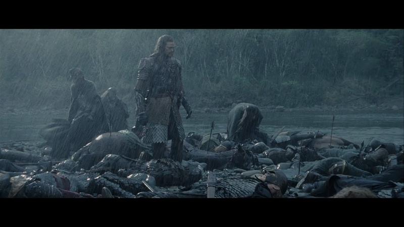 Эомер находит сына короля Изгнание Эомера из Рохана HD