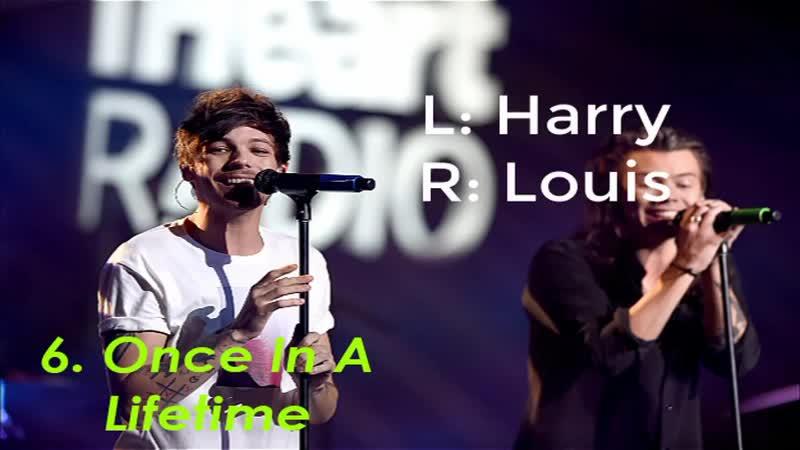 Louis Tomlinson Harry Styles collaboration