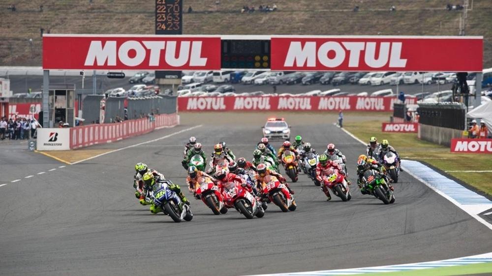 Обновленный календарь MotoGP 2020