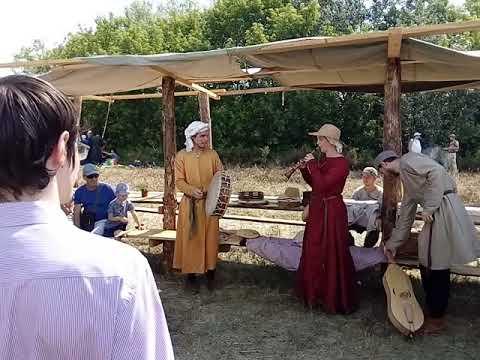 Исторический фестиваль Ратное дело Кинель Черкассы 05 08 2018г